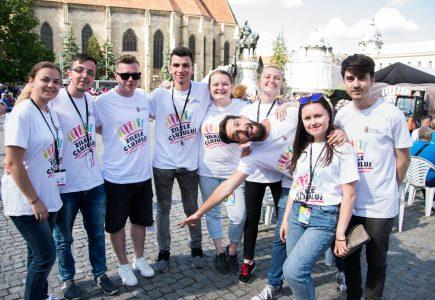 call voluntari zilele clujului 2019